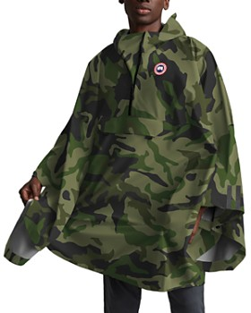 Canada Goose - Packable Camouflage-Print Field Poncho