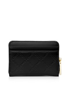 MICHAEL Michael Kors - Zip-Around Coin & Card Case