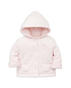 Little Me Girls Zebra Reversible Jacket  Baby