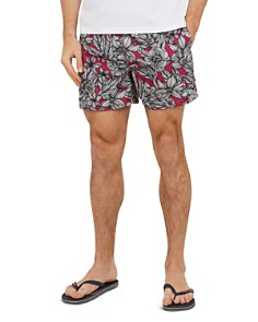 Ted Baker - Pasific Floral Print Swim Shorts