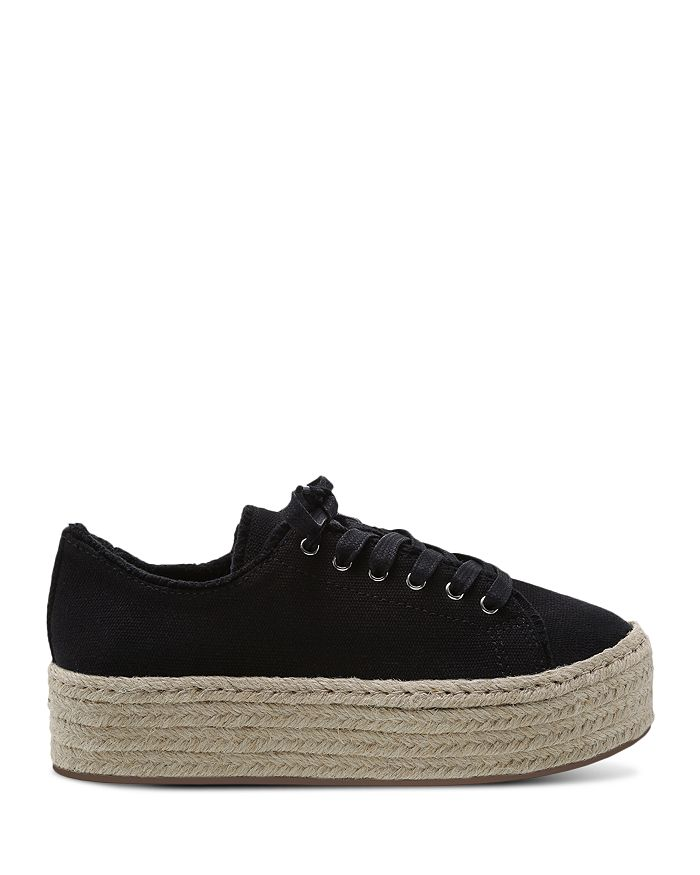 e284ab2c1c27 SCHUTZ - Women s Luana Espadrille Lace-Up Sneakers