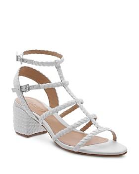55edcc067db SCHUTZ - Women s Rosalia Strappy Block-Heel Sandals ...