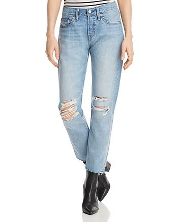 Levi's 501 Tapered Jeans in Buena Noche | Bloomingdale's