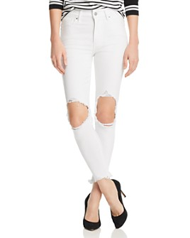 Levi's - 721 High Rise Skinny Jeans in Keep Dreaming