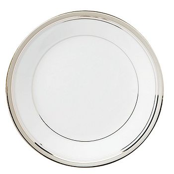 "Philippe Deshoulieres - ""Excellence Grey"" Bread & Butter Plate"
