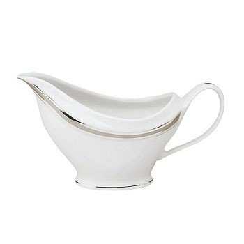 "Philippe Deshoulieres - ""Excellence Grey"" Sauce Boat"