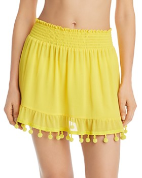 Ramy Brook - Stevie Mini Skirt Swim Cover-Up