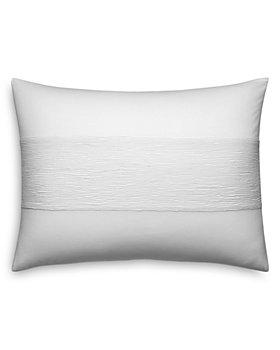 "Vera Wang - Banded Horizontal Decorative Pillow, 15"" x 20"" - 100% Exclusive"
