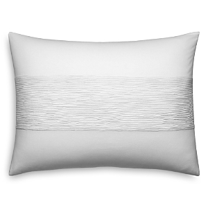 Vera Wang Banded Horizontal Decorative Pillow, 15 x 20 - 100% Exclusive
