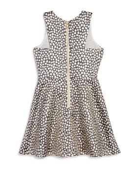 AQUA - Girls' Leopard Print Skater Dress, Big Kid - 100% Exclusive