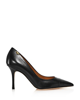 Tory Burch - Women's Penelope Cap Toe Pumps