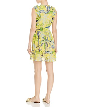 Banjanan - Lisbon Floral Dress
