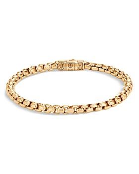 JOHN HARDY - 18K Yellow Gold Classic Chain Bracelet