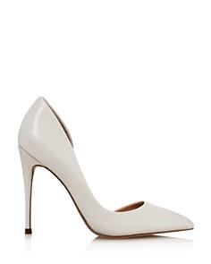 AQUA - Women's Dion Half d'Orsay High-Heel Pumps - 100% Exclusive
