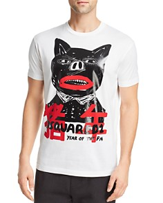 DSQUARED2 - Year-Of-The-Pig Graphic Tee