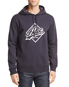 A.P.C. - Wayne Graphic Hooded Sweatshirt