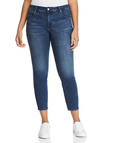 NYDJ Plus - Ami Skinny Ankle Jeans in Rego