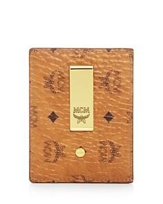 MCM - Visetos Money Clip Card Case