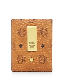 MCM - Visetos Money Clip Card Case