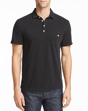 7 For All Mankind - Boxer Regular Fit Polo Shirt