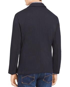 Armani - Textured Regular Fit Soft Jacket