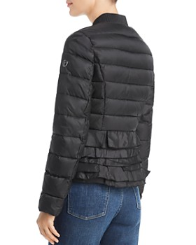 T Tahari - Emily Lightweight Short Quilted Coat