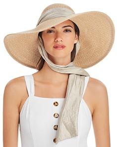 Eugenia Kim - Bunny Tie-Neck Hat