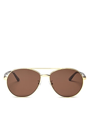 Balenciaga Women's Aviator Sunglasses, 59mm