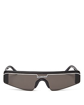Balenciaga - Women's Rectangular Shield Sunglasses, 99mm