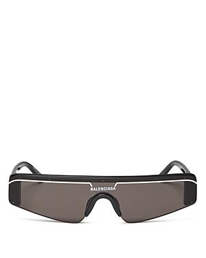 Balenciaga Women\\\'s Rectangular Shield Sunglasses, 99mm-Jewelry & Accessories
