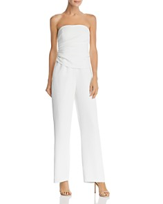 Ronny Kobo - Ambre Strapless Jumpsuit