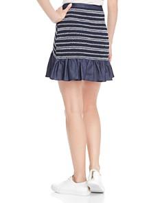 Parker - Jordon Ruffle Mini Skirt