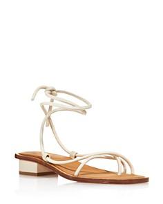 LoQ - Women's Ara Lace-Up Sandals