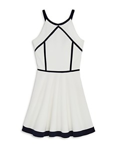 Sally Miller - Girls' The Newport Fit-and-Flare Dress - Big Kid