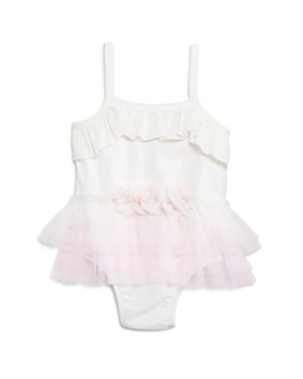 Miniclasix - Girls' Tutu One-Piece Swimsuit