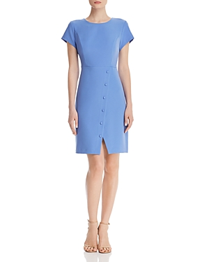 Nanette Lepore Dresses NANETTE NANETTE LEPORE BUTTON-DETAIL DRESS