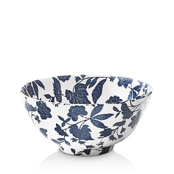 Ralph Lauren - Burleigh Garden Vine Large Footed Bowl