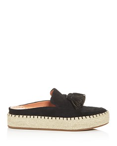 Gentle Souls by Kenneth Cole - Women's Rory Platform Espadrille Mules