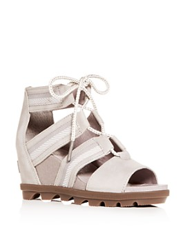 Sorel - Women's Joanie Strappy Wedge Sandals