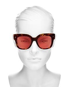 Fendi - Women's Square Sunglasses, 51mm
