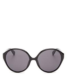 MARC JACOBS - Women's Oversized Round Sunglasses, 60mm