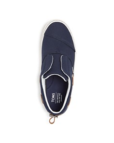 TOMS - Boys' Pasadena Slip-On Sneakers - Toddler, Little Kid, Big Kid