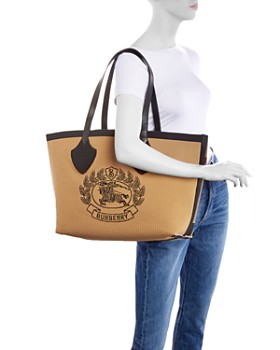 0882bd37da88 Burberry - Woven Logo Large Tote Burberry - Woven Logo Large Tote