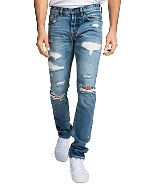 Prps Le Sabre Slim Fit Jeans in Indigo