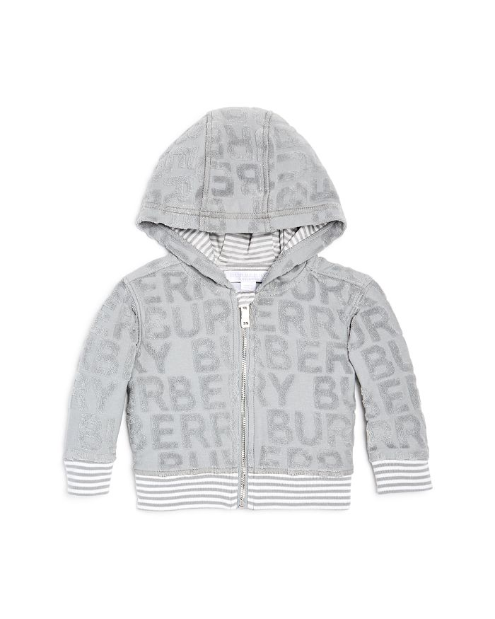 Burberry - Girls' Mini Mick Hooded Jacket - Baby