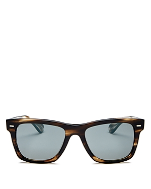 Oliver Peoples Women's Oliver Square Sunglasses, 51mm