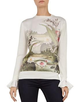 da93ce0837de Ted Baker - Linzay Wonderland Sweater ...