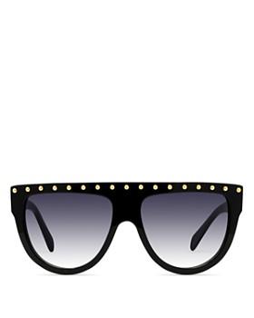 94e40a639bc4 CELINE - Women's Embellished Aviator Sunglasses, ...