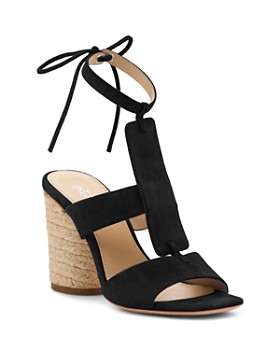 1a7f7158bf7 Botkier - Women s Alexia Suede Ankle Tie Sandals ...