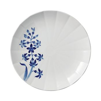 Royal Copenhagen - Blomst Hyacinth Salad Plate - 100% Exclusive
